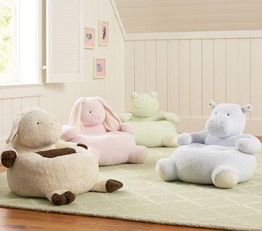 Baby animal chairs