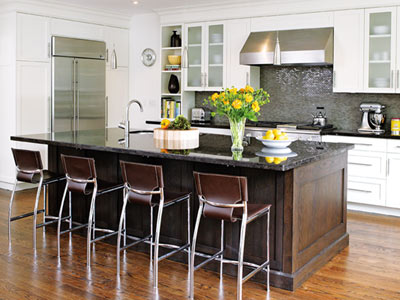 Style at Home kitchen