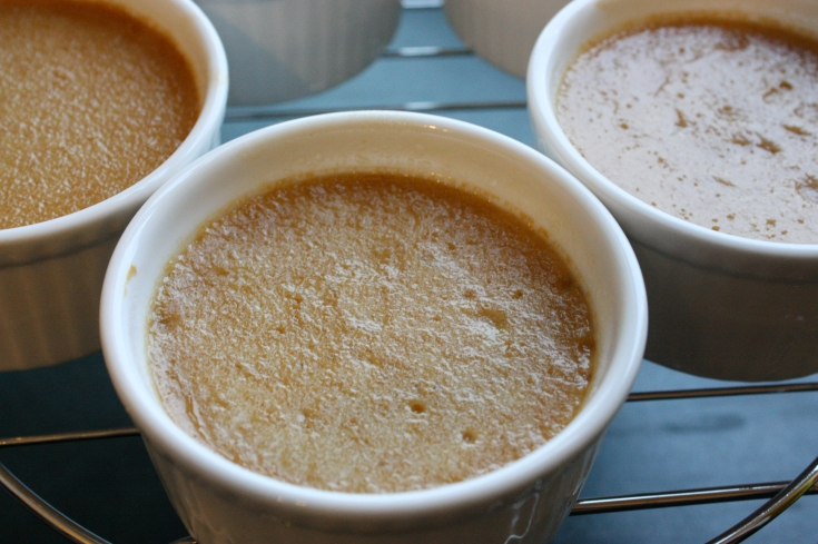 Butterscotch pots de creme