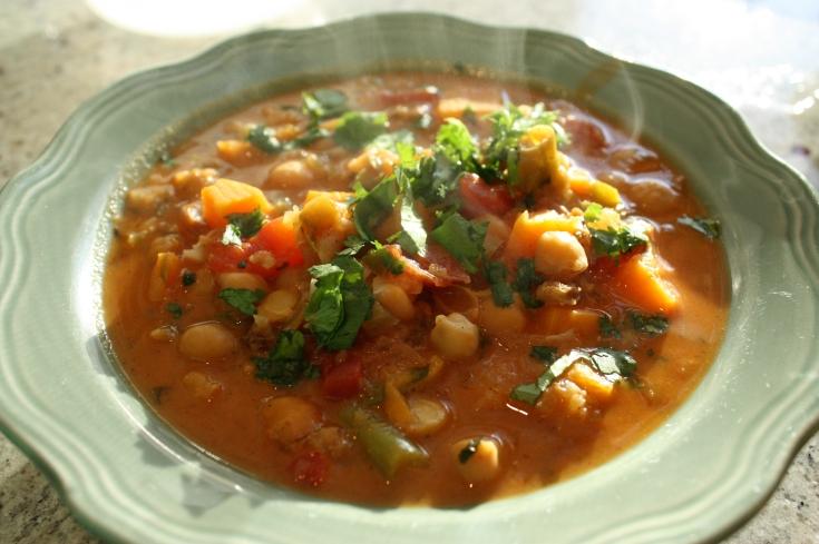 Rockin Moroccan Stew